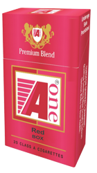 AOne Red King 100 Box