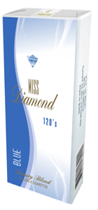 Miss Diamond 120s Blue