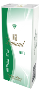 Miss Diamond 120s Menthol Blue